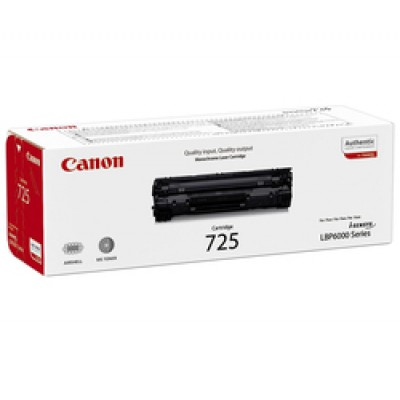 Canon 725 Black (3484B002)