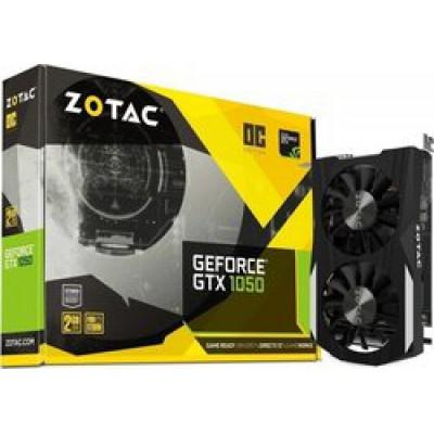 Zotac GeForce GTX1050 2GB OC (ZT-P10500C-10L)