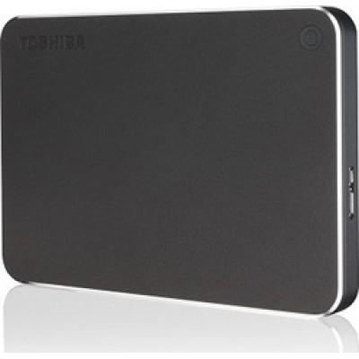 Toshiba Canvio Premium Mac 2TB Dark Grey