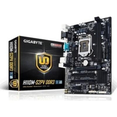 Gigabyte H110M-S2PV DDR3 (rev. 1.0)