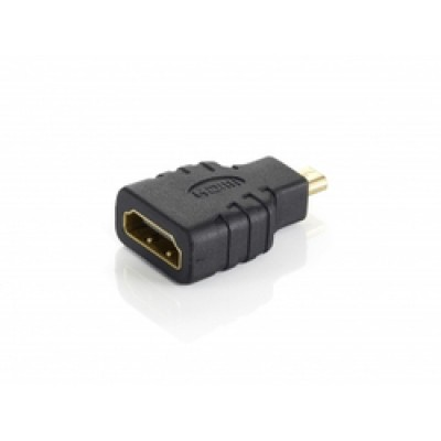Equip micro HDMI male - HDMI female (118915)
