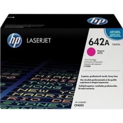 HP 642A Magenta Toner (CB403A)