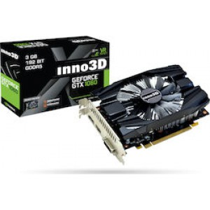 Inno 3D GeForce GTX 1060 3GB Compact (N1060-6DDN-L5GM)