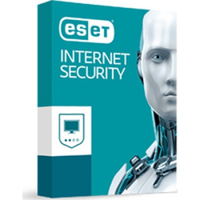 Eset Internet Security 2017 (Version 10) (3 Licences , 1 Year)
