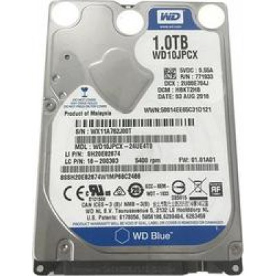 """Western Digital Blue 2.5"""" 1TB (8MB Cache)"""