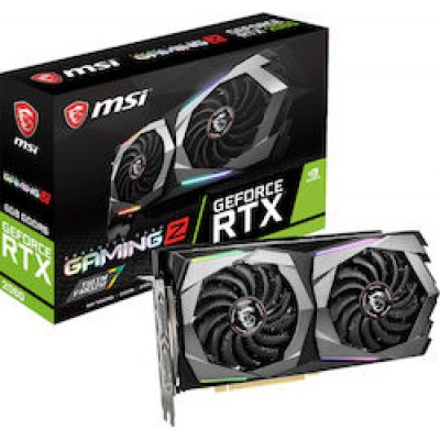 MSI GeForce RTX 2060 6GB (Gaming Z 6G)