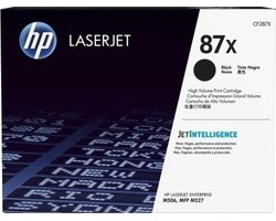 HP 87X Black Toner High Yield (CF287X)