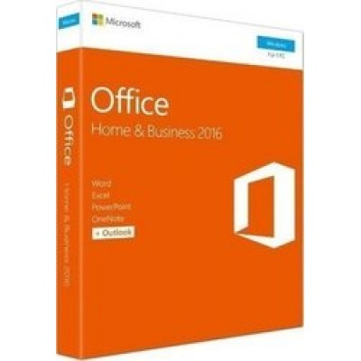 Microsoft Office Home & Business P2 2016 Eng PKC