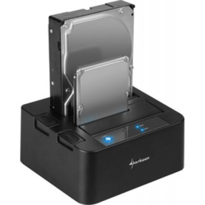 Sharkoon SATA QuickPort Duo USB3.0 (v.2)