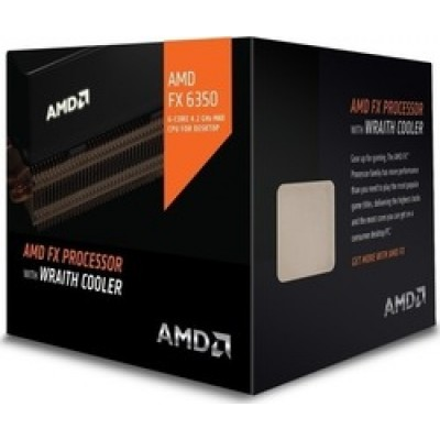 AMD FX-6350 Box (Wraith Cooler)