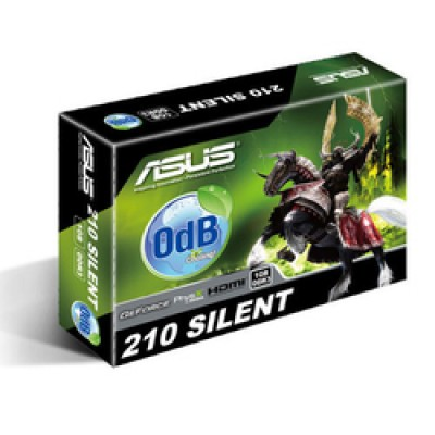 Asus GeForce 210 1GB Silent V2 LP