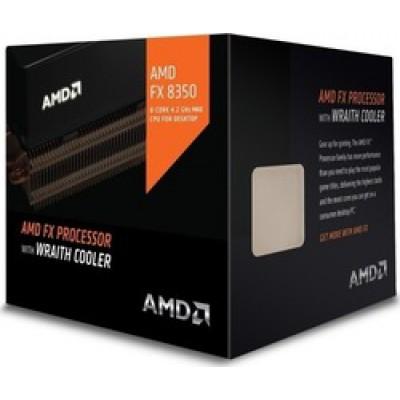 AMD FX-8350 Box (Wraith Cooler)