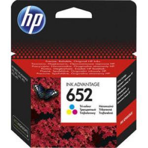 HP 652 Tri-color (F6V24AE)