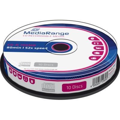 MediaRange CD-R 700MB 10 pieces
