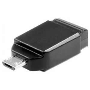 Verbatim Store 'n' Stay Nano 32GB & Micro USB Adapter