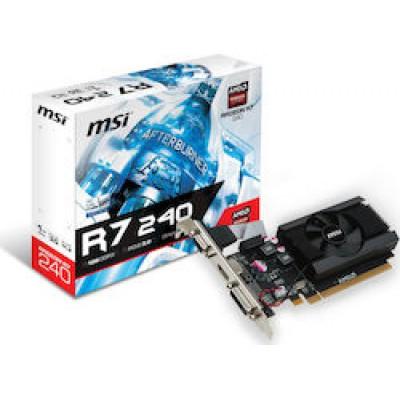 MSI Radeon R7 240 1GB LP