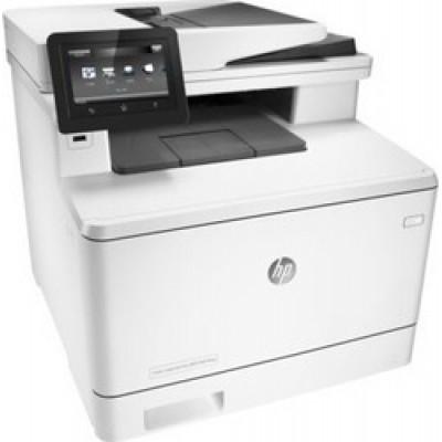 HP LaserJet Pro MFP M477fnw
