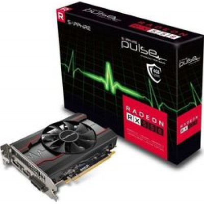 Sapphire Radeon RX 550 4GB Pulse (11268-01-20G)