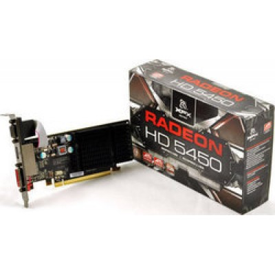 XFX Radeon HD5450 1GB (HD-545X-ZCH2)