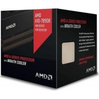 AMD A10-7890K Box (Wraith Cooler)