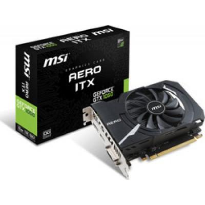 MSI GeForce GTX 1050 2GB Aero ITX OC (AERO ITX 2G OC)