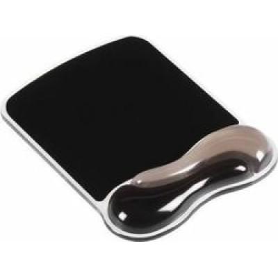 Kensington MousePad with Wrist Smoke Black