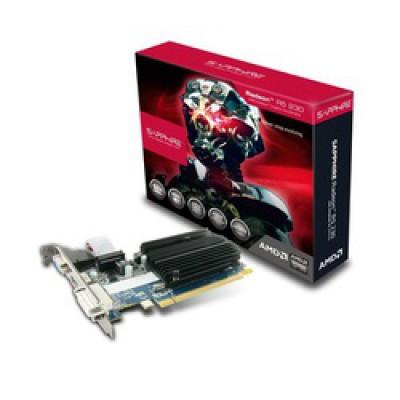 Sapphire Radeon R5 230 1GB Silent (11233-01-20G)