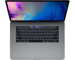 "Apple MacBook Pro 15.4"" (i7-8750H/16GB/256GB SSD/Radeon Pro 555X) with Touch Bar (2018) Space Grey"