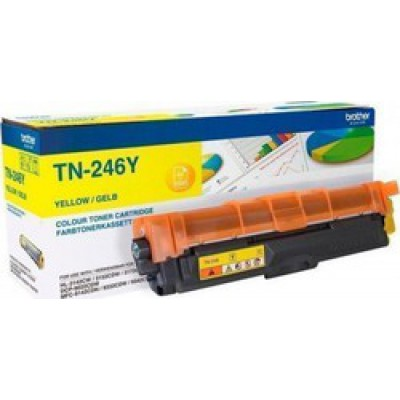 Brother TN-246Y Yellow