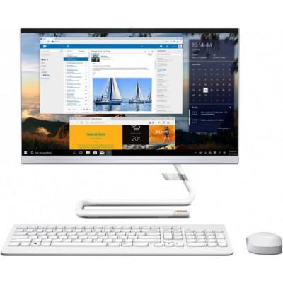 Lenovo IdeaCentre AIO 3 22IMB05 (i3-10100T/8GB/512GB/W10) White US Keyboard