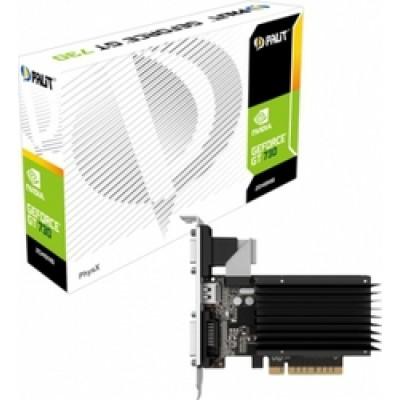 Palit GeForce GT730 2GB Passive LP (NEAT7300HD46H)