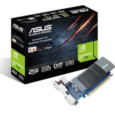 Asus GeForce GT 710 2GB Silent (90YV0AL1-M0NA00)