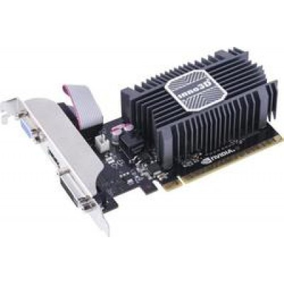 Inno 3D GeForce GT730 1GB LP (N730-1SDV-D3BX)