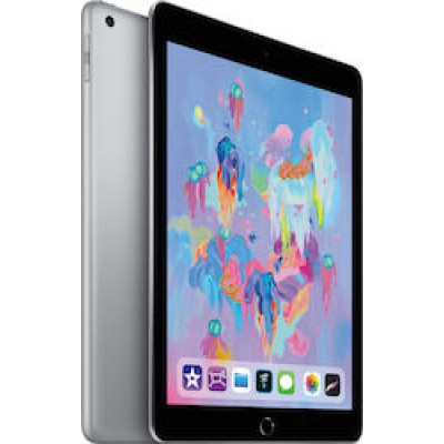 "Apple iPad 9.7"" 2018 Wi-Fi and Cellular (128GB)"