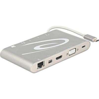DeLock USB Type-C 3.1 Docking Station 4K 30Hz