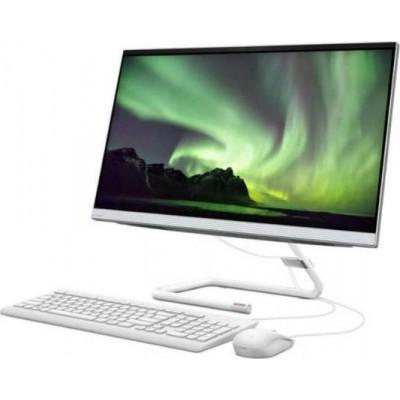 Lenovo IdeaCentre AIO 3 27IMB05 (i3-10100T/8GB/512GB/W10) Foggy White