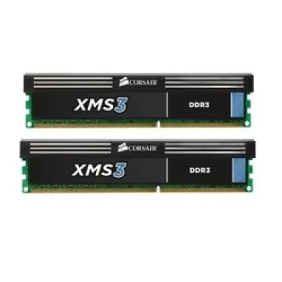 Corsair XMS3 8GB DDR3-1600MHz (CMX8GX3M2A1600C9)