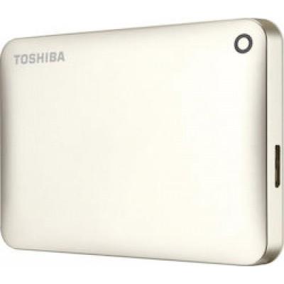 Toshiba Canvio Connect II 500GB (Satin Gold)