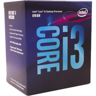 Intel Core i3-8300 Box
