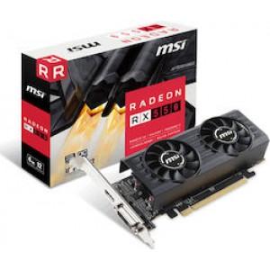 MSI Radeon RX 550 4GB (4GT LP OC)