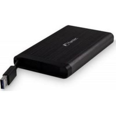 Fantec External Case Serial ATA 2.5'' USB 3.0 Black
