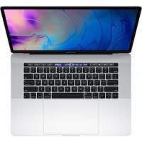 "Apple MacBook Pro 15.4"" (i9-9880H/16GB/512GB SSD/Radeon Pro 560X) with Touch Bar (2019) Silver Greek Keyboard"