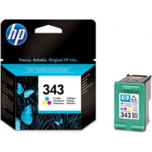 HP 343 Tri-colour C8766EE