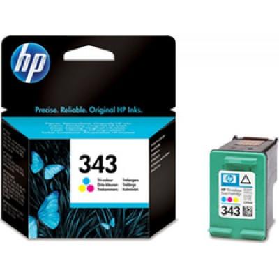 HP 343 Tri-colour C8766EE