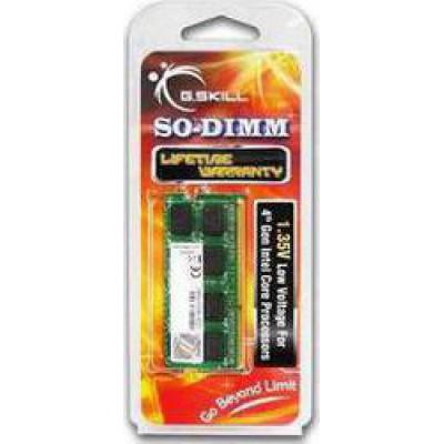 G.Skill Standard 8GB DDR3-1600MHz (F3-1600C11S-8GSL)