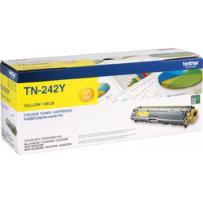 Brother TN-242Y Yellow
