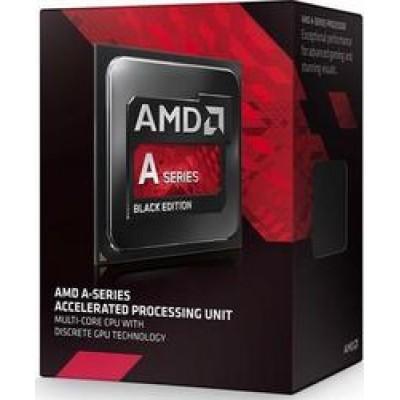 AMD A10-7870K Box (low-noise fan)