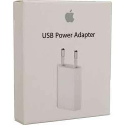 Apple USB Wall Adapter Λευκό (A1400)