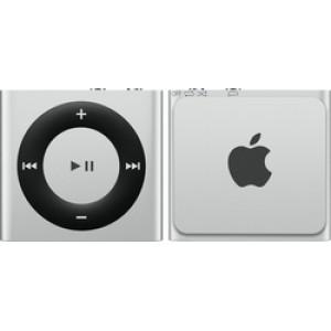 Apple iPod Shuffle 2GB 4th Generation 2015 Silver