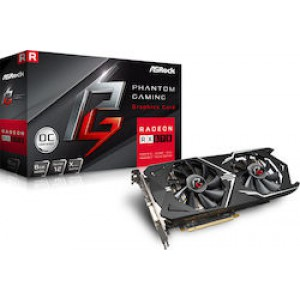 Asrock Radeon RX 570 8GB (90-GA0300-00UANF)